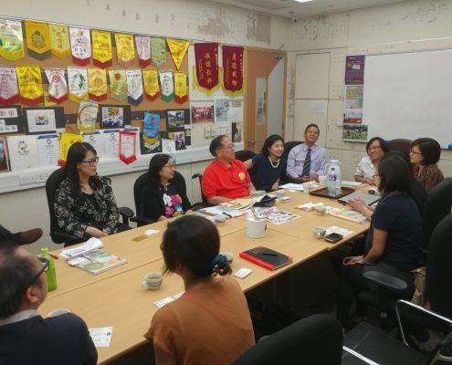 HK Rehab power visit