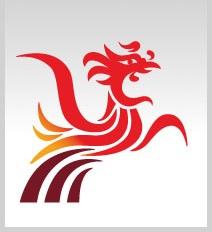 HKSR icon 香港復康會鳳凰標記