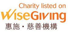 WiseGiving logo