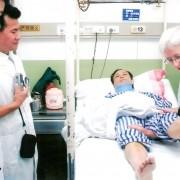 國際及中國部復康治療相片