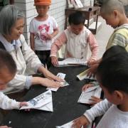國際及中國部探訪相片
