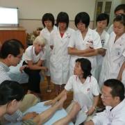 國際及中國部訓練相片