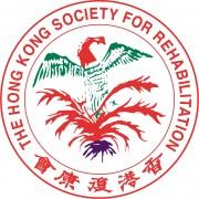 原始会徽,香港复康会于1959年成立
