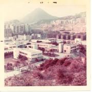 位于蓝田的香港复康会复康健疗所全貌(1962)