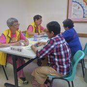 復康會過往健康活動相片 HKSR Health Talk