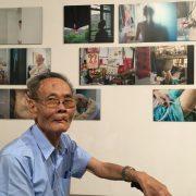 Mr Au, chronic illness patient 慢阻性肺病患者區伯伯