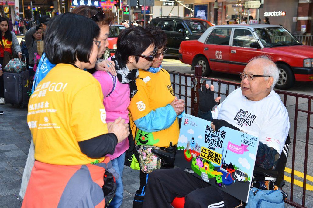 上屆7成參加者對殘疾人士的觀感有正面的改變
