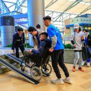 香港復康會以殘疾體驗競技日力推共融社會