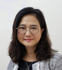 香港復康會總裁梁佩如博士